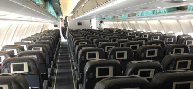 Uçakta Kürtçe Anons Geliyor
