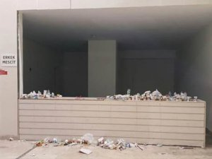 CHP Mescidi Çöplüğe Çevirdi!
