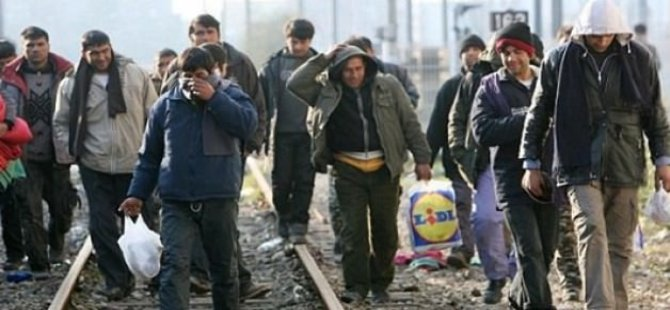 Almanya'dan Mültecilere Kötü Haber