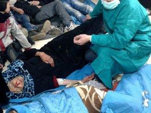 BM'den Madaya'daki 400 Ağır Hasta İçin Çağrı