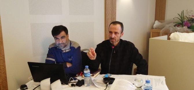 Tatvan'da Umre Yolcularına Eğitim Semineri Verildi