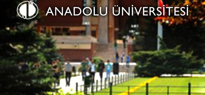 Anadolu Üniversitesi'nde 37 Personel Açığa Alındı