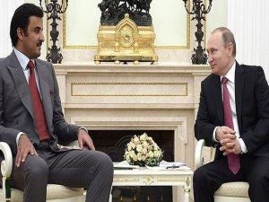 Katar Emiri'nin Rusya Ziyareti Ne İfade Ediyor?