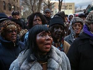 ABD'de Martin Luther King Günü'nde Protestolar Düzenlendi