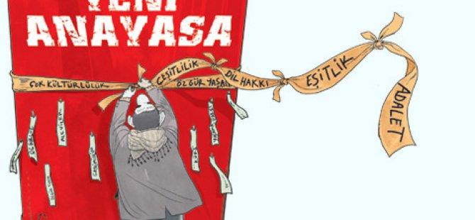 AK Parti Anayasa Uzlaşma Komisyonu Belli Oldu