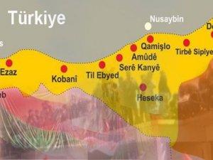 'Rojava'da PYD Karşıtı Partilere Saldırı!