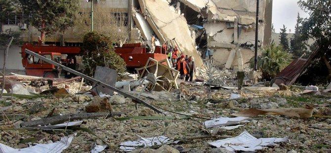 Rus Uçakları Yine Sivilleri Katletti: 16 Ölü