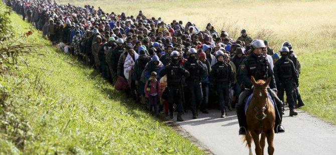 'Schengen Çökebilir'