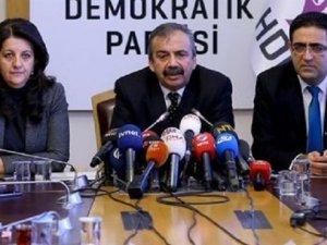 HDP'nin 'Öcalan' Başvurusuna Ret