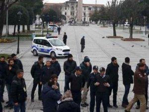 2 Kişi Sultanahmet Saldırısından Tutuklandı