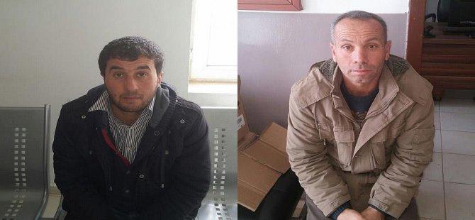 PYD'ye İlaç Götüren Kişiler Yakalandı