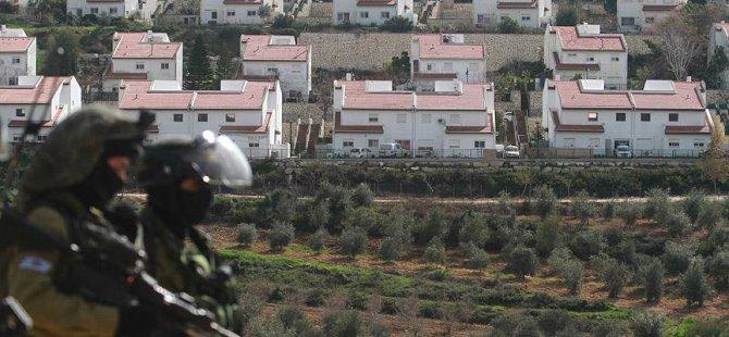 İşgalci İsrail 1540 Dönümlük Araziye El Koydu