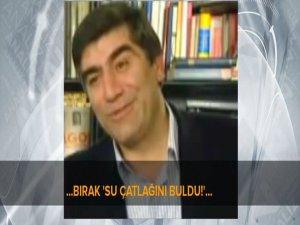 Hrant Dink'ten Yürek Burkan Öykü