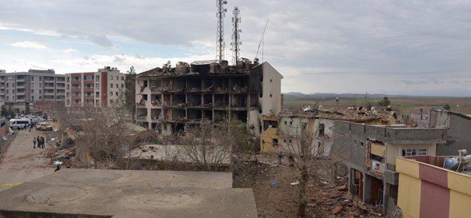 Çınar Saldırısında 845 Ev ve İşyeri Hasar Gördü