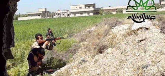 Şam Kırsalında Rejim Güçlerine Darbe!