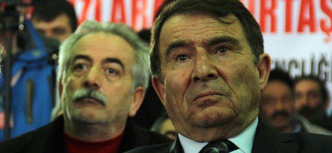 DBP Genel Başkan Yardımcısı Halil Aksoy Tutuklandı