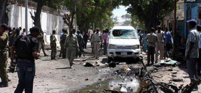 Somali'de Bombalı Saldırı Düzenlendi