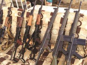 Emperyalistlerin Silahları Pazara Düştü