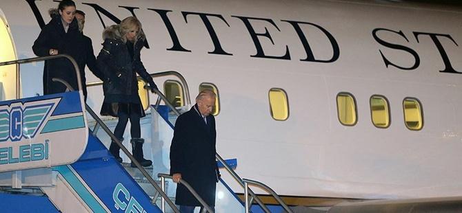 ABD Başkan Yardımcısı Biden Türkiye'ye Geldi!