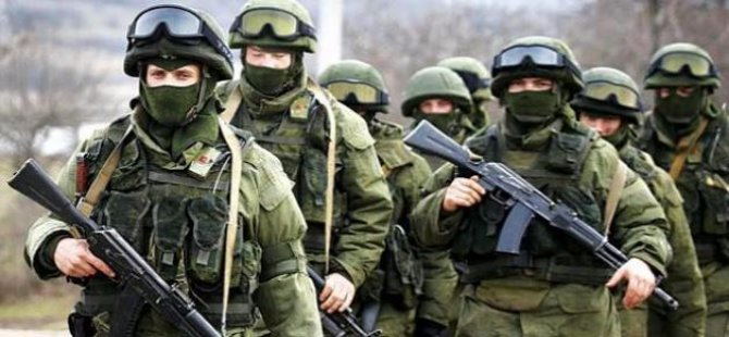 Emperyalist Rusya Kamışlo'da Askeri Üs Kuruyor!