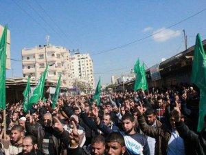 Gazze'de Rafah Kapısının Kapatılması Protesto Edildi