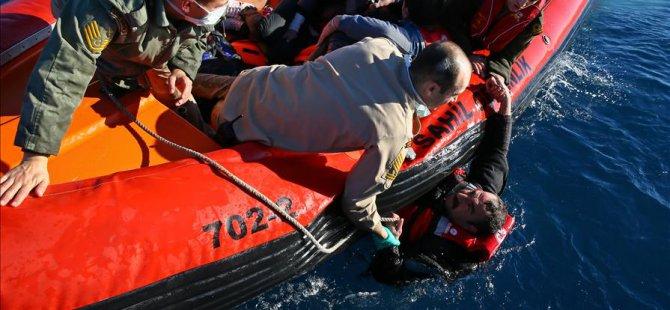 Ege'de 43 Göçmen Daha Can Verdi