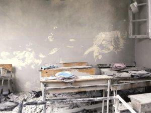 Emperyalist Rusya 4 Ayda 25 Okulu Bombaladı