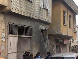Kilis'teki Patlamanın Nedeni Roket Mermisi: 2 Yaralı!