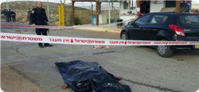 İşgal Güçleri Kudüs'te Filistinli Kız Çocuğu Yargısız İnfaz Etti
