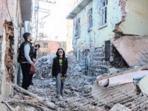 """""""Sur'da Sokak Sokak Zarar Tespiti Yapılacak"""""""