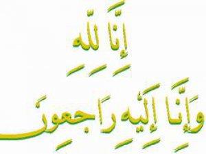 Selahaddin Eş'in Kardeşi Abdulkadir Eş Kardeşimiz Vefat Etti