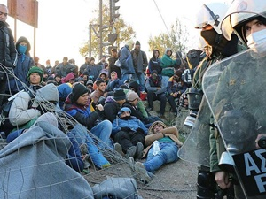 Yunanistan 150 Göçmeni Türkiye'ye İade Etti