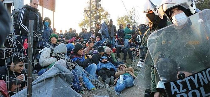 Avrupa, Suçu Bu Defa Yunanistan'a Yıktı!