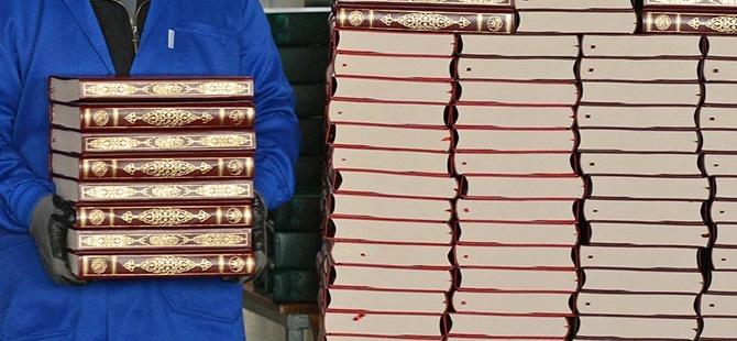 Kur'an-ı Kerim 180 Dile Çevrilecek