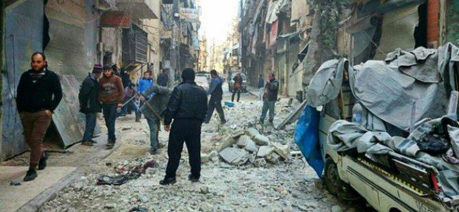 Halep'te Ahraru'ş-Şam'a Saldırı: 10 Şehit!