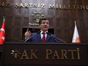 Ahmet Davutoğlu Cenevre-3'ü ve PYD'nin Konumunu Değerlendirdi