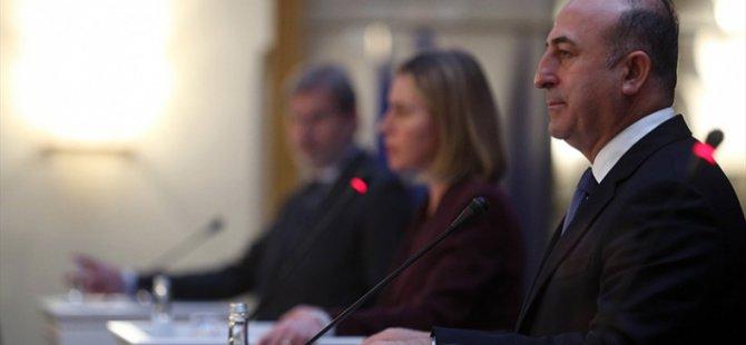 Çavuşoğlu: PYD Davet Edilmişse Boykot Ederiz