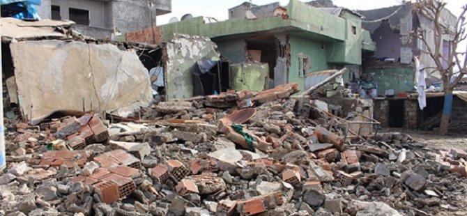 Silopi'deki Tahribat PKK Saldırısının Boyutunu Ortaya Koydu