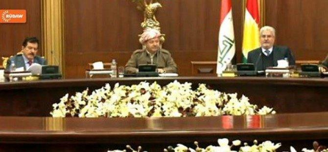'Barzani: Görevi Devretmeye Hazırım!'