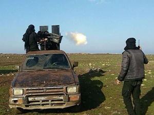 Hama Kırsalında Esed Güçlerine Darbe