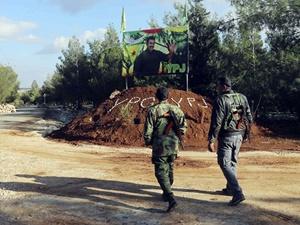 PKK'ya PYD Maskesi