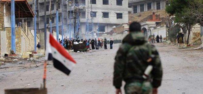 """Esed Rejimine Bağlı Güçler İnsanî Yardımları """"Çalıyor""""!"""