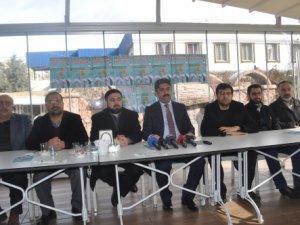 Sur'a Yardım Çalışmaları Basınla Paylaşıldı