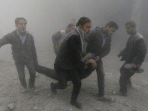 Esed Humus'ta Sivil Katliamı Yaptı: 9 Ölü