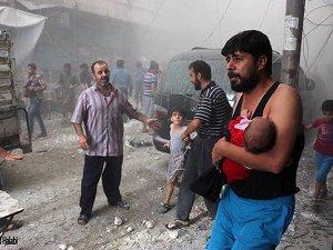 """""""Halkını Bombalayan Bir Rejimle Görüşmeyiz"""""""