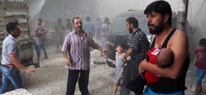 Suriye'de Rus Vahşetini Anlatmak