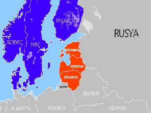 Rusya'nın Baltık Ülkeleri Üzerindeki Baskısı