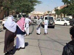 Suudi Arabistan'da Cami Saldırısı