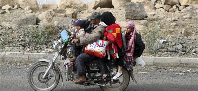 Motosiklete Binen Vurulacak!