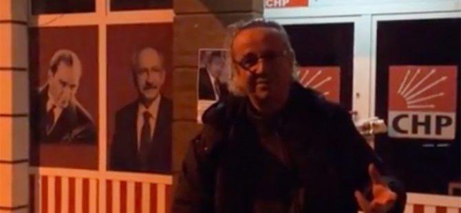 CHP'lilerin Mescide Karşı Laiklik Nöbeti Sürüyor